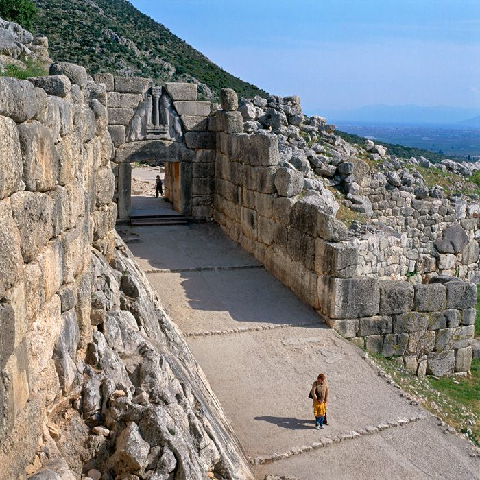 3Mycenae lions gate compressed