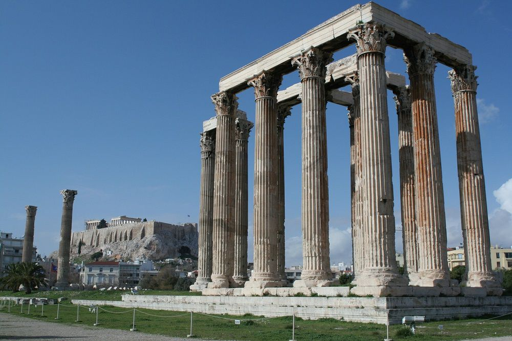 2Temple of Olympian Zeus Athens compressed
