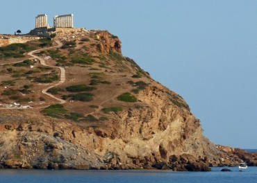 Bus tour to Cape Sounion