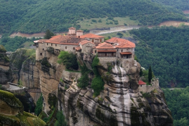 Two days tour Delphi-Meteora