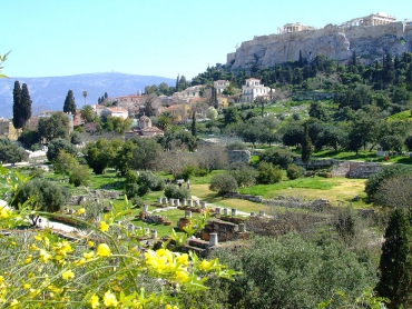 Athens sightseeing tour with visit of Acropolis
